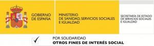 ministerio servivios sociales 2015