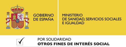 logo ministerio fines sociales